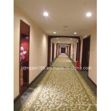 Corridor Carpets Hotel Decor Wool Carpet