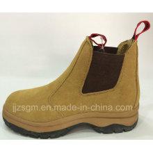 Модные высокие верхние пальцы ноги и рабочие сапоги
