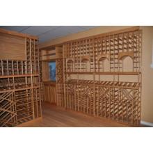 2015 Nouveau Cabinet de vin en bois antique (P20)