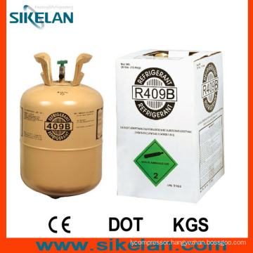 Clean, Low Toxicity R409b Mixed Refrigerant Gas