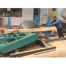 Portátil doble madera sierra hoja eléctrica Portable de la serrería
