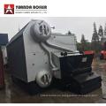 Sistema de alimentación de combustible automático Caldera de vapor de carbón