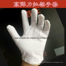 Хлопка работы перчатки для экспорта