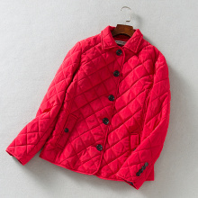 Женская стеганая верхняя одежда Стеганое зимнее пальто Домашняя одежда