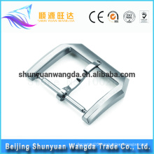 high grade quality cheap Newest popular wrist watch parts stainless steel watch buckle