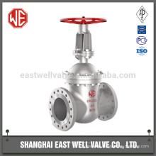 Carbon steel air gate valve