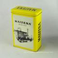 Fancy Custom Printed Cheap Round Tea Tin Wholesale