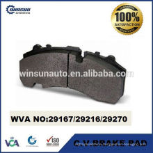 29167 29216 29270 BPW ECO PLUS MAXX disc brake pad