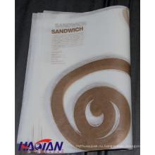 Собственный логотип оберточной бумаги/ печатных упаковочной бумаги для pringting Упаковывая