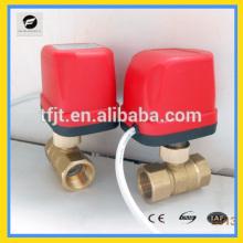 Válvula de instalación rápida CWX-50K (fan coil / válvulas de bola de ingeniería HVAC)