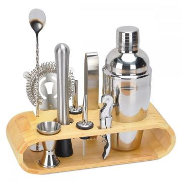 Cocktail Shaker Set Kit Barman Bar Outils