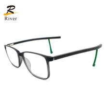 Retro Light Square Tr Sports Optical Eyeglasses Frames