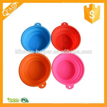Most Popular Cheap Silicone Food or Water Bowl for Dogs & House Cats