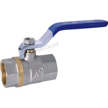 Brass Water Control Ball Valve with Factory Price (YD-1023)