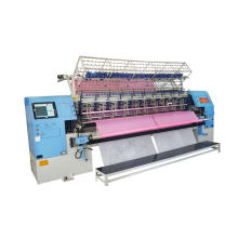 Computer Shuttle Multi-Needle Quilting Machine High Speed 128 Inches