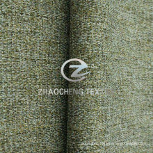 100% Poly Herringbone Linen Mini Matt Fabric for Uniform, Sofa and Workwear