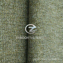 100% Poly Herringbone Linen Mini Matt Fabric for Uniform, Sofa and Workwear