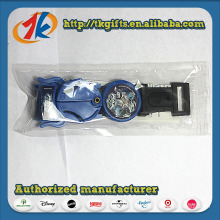 China Supplier Cool Plastic Watch Flying Disc Shooter for Kids