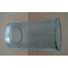 Filter Mesh in Clinders for Chemical