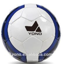 Ballon de soccer pro matériaux PVC