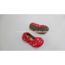 Sapatos de Flats Rollable Sapatos de Ballet Atacado para Meninas