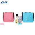 plain canvas clear cosmetic bag