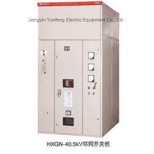 Uso en interiores AC Hv Ring Main Unit-Hxgn-40.5