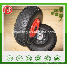 3.00-4 (260X85) Pneumatic rubber wheel for trolley
