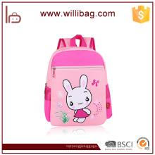 Bolso de escuela impreso animal lindo del niño del bolso de la guardería del niño