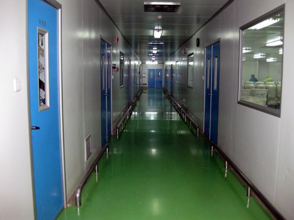 Flat Coating Epoxy Floor Paint For Hospital