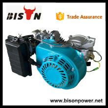 BISON CHINA TaiZhou 2.5hp Motor fuera de borda de la gasolina en el motor refrigerado por aire de la gasolina de China