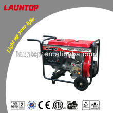 5.8KW high quality Air-cooled Portable Diesel Generation with 418cc engine