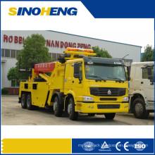 Sinotruk Heavy Duty Road Wrecker Rescue Truck