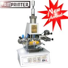Máquina de carimbo quente pneumática de alta pressão Tam-90-2 para o plástico
