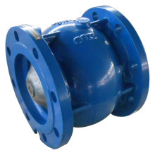Cast Iron Silent Check Valve Provides No Water Hammer