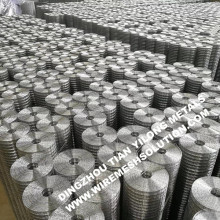 2x2 Galvanized Welded Wire Mesh Fence