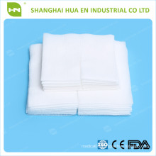 disposable non woven trach sponges CE ISO FDA made in China