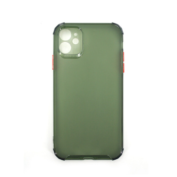 Custodia per telefono in silicone antiurto per Iphone 11