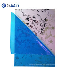 A4 Size Frosted Type PVC Card Lamination Steel Pattern Plate