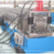 Rodillo de puerta del obturador del rodillo del metal del corte hidráulico que forma la máquina