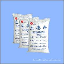 Lithopone (B301) Zns Baso4 Compound Pigment Making
