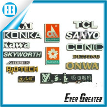 Custom 3D Logo Plate with 3m Adhesive