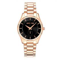 fashion integrated bands ladies watch