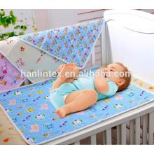 C32 * 12 40 * 42 benutzerdefinierte Flanell Stoff Druck für Bettwäsche / Baby Bettwäsche gefärbt Baumwolle Flanell Stoff