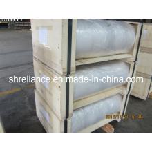 7075 Barres d'extrusion en aluminium / aluminium pour pièces de précision CNC