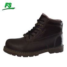 bottes durables de marque de nom pour des hommes, des chaussures de travail, des bottes d'armée