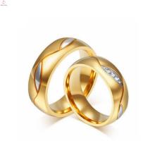 Neue Mode Paar Engagement Diamant Ringe für Liebhaber