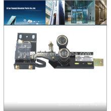 Verrouillage de porte d'ascenseur KNMZF050801-001A clé d'élévateur