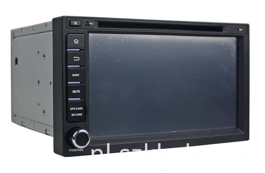Car DVD Player For Chery E3
