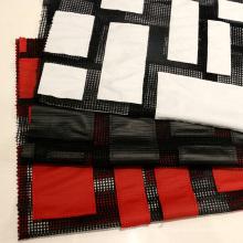 Embroidered Fashion Mesh Fabric